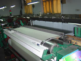 Stainless Steel Wire Mesh Loom