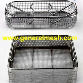 disinfection baskets