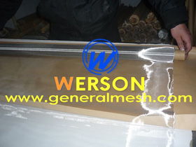 Ultra-thin Stainless Steel Wire Mesh